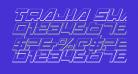 Trajia Shadow Italic