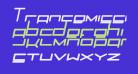 Trancemission BoldItalic