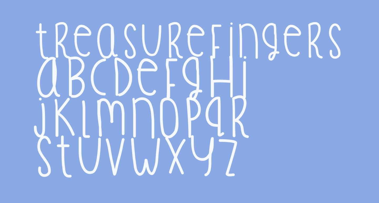 TreasureFingers