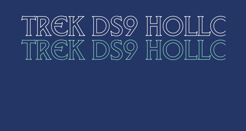 Trek DS9 Hollow