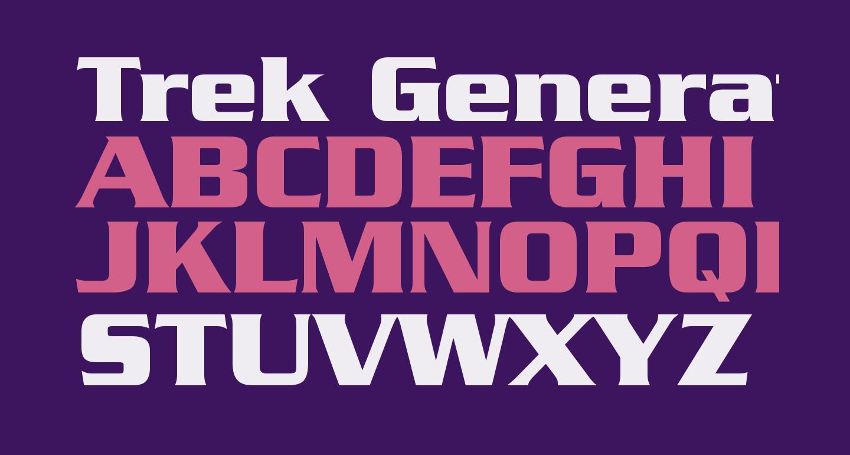 Trek Generation 1