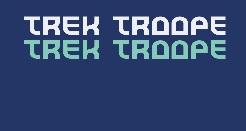 Trek Trooper Expanded