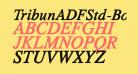 TribunADFStd-BoldCondItalic