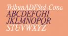 TribunADFStd-CondItalic