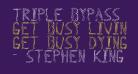 Triple Bypass Regular