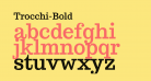 Trocchi-Bold