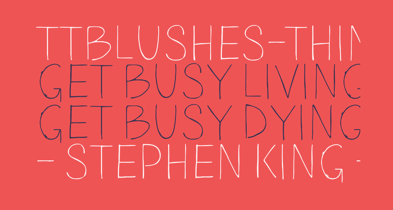 TTBlushes-ThinDEMO