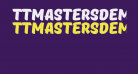 TTMastersDEMOBlack