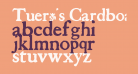 Tuer's Cardboard