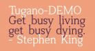 Tugano-DEMO