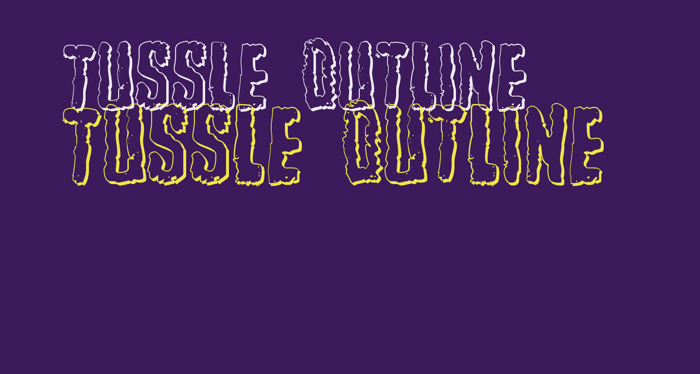 Tussle Outline