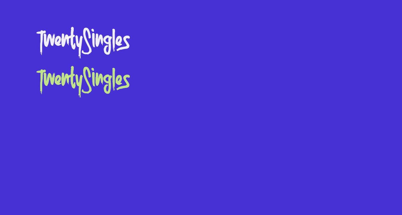 TwentySingles
