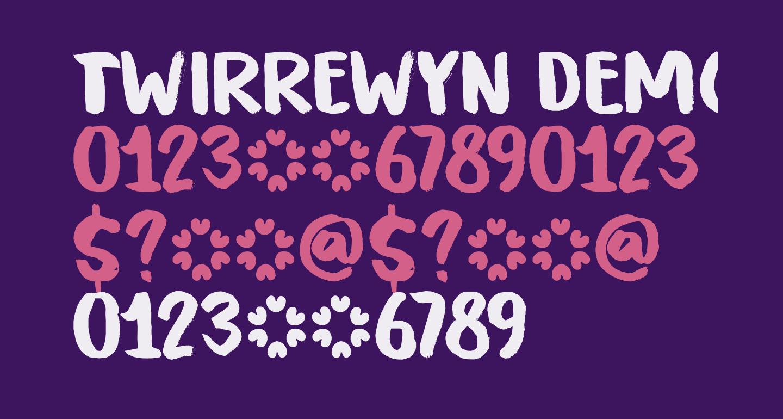 Twirrewyn DEMO Regular