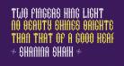 Two Fingers King Light