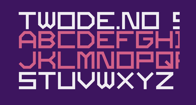 Twode.no Square