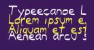 Typeecanoe Light