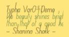 Typha Var05Demo