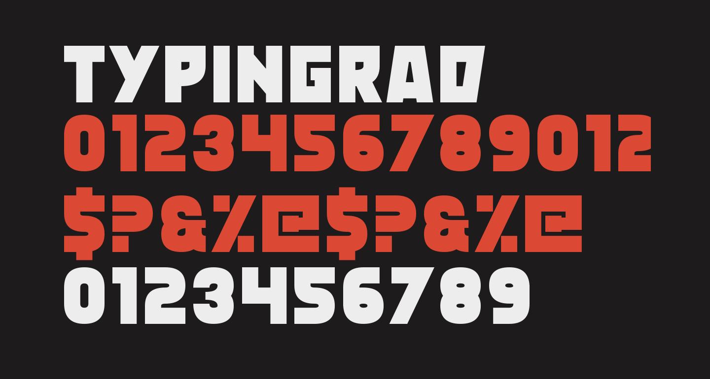 Typingrad