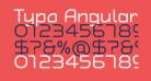 Typo Angular Rounded Demo