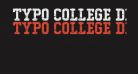 Typo College Destroyed Demo