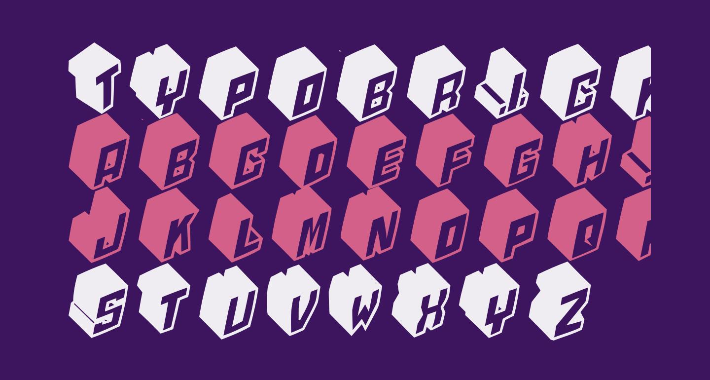 Typobricks-Bold