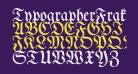 TypographerFraktur Medium