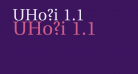 UHo?i 1.1