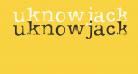 uknowjack