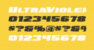 UltraViolentBB-Italic