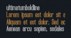 ultimatumboldline