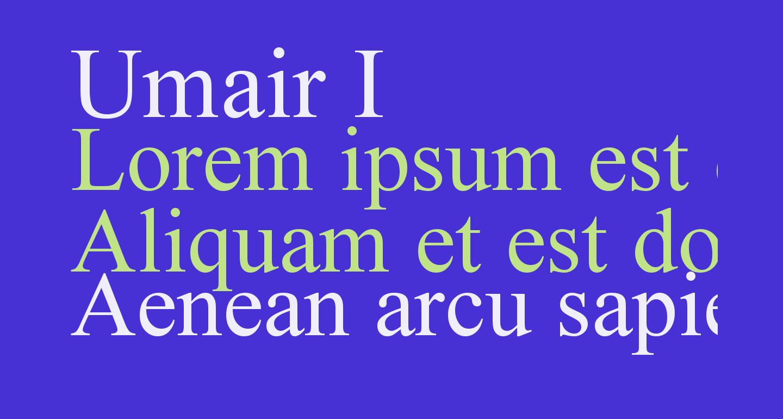 Umair I