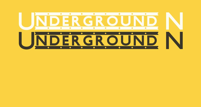 Underground NF