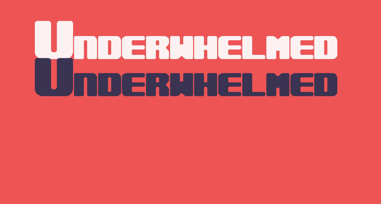 Underwhelmed BRK