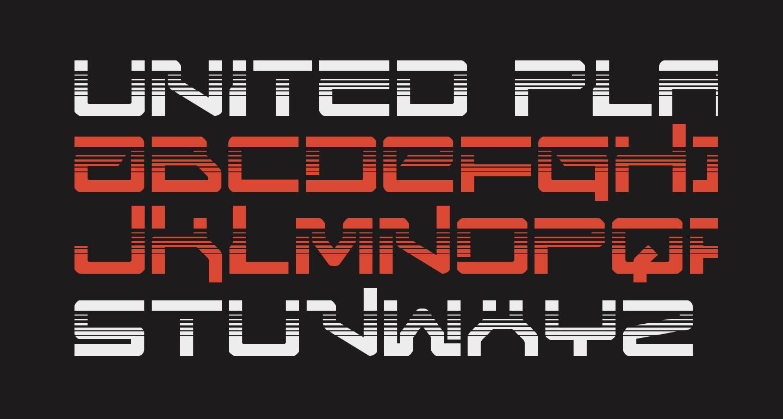 United Planets Halftone