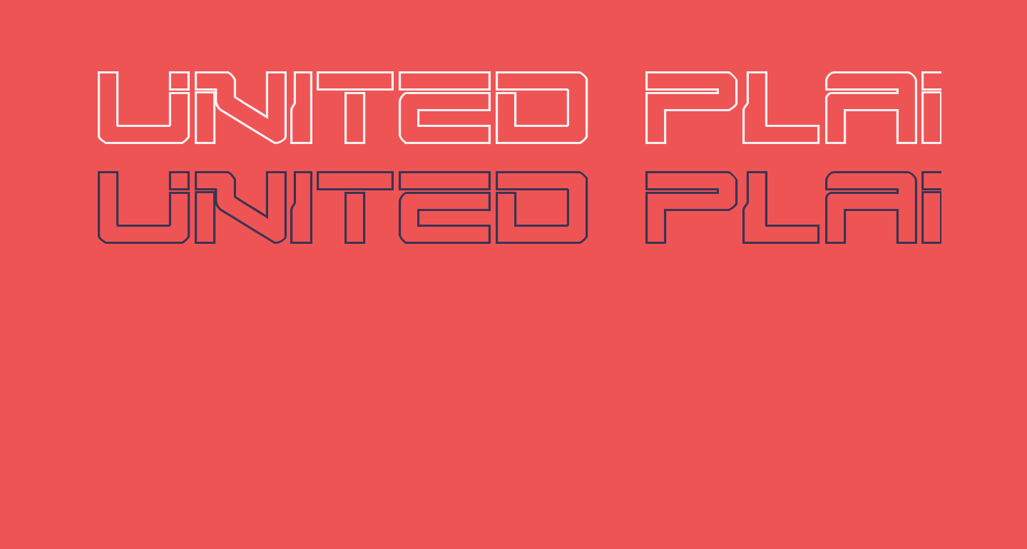 United Planets Outline