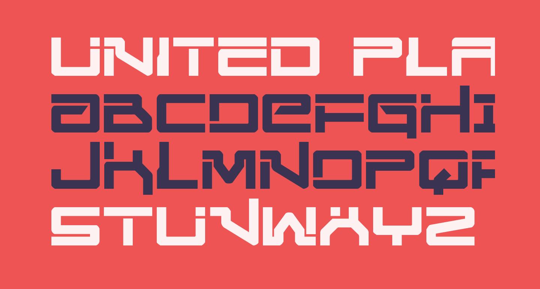 United Planets Semi-Bold