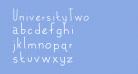 UniversityTwo
