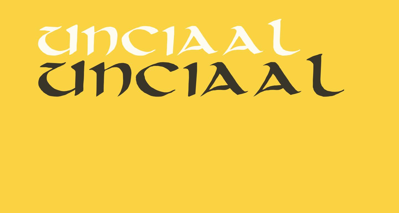 unciaal