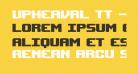 Upheaval TT -BRK-