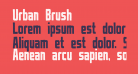Urban Brush