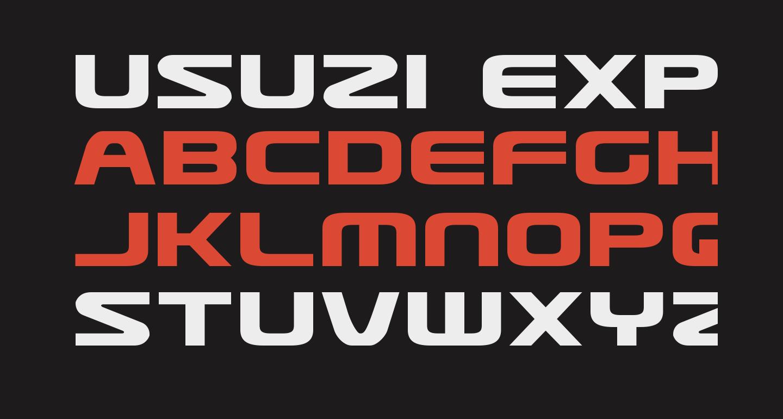 Usuzi Expanded