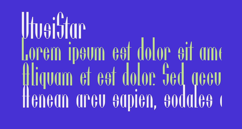 UtusiStar