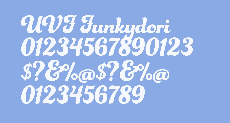 UVF Funkydori