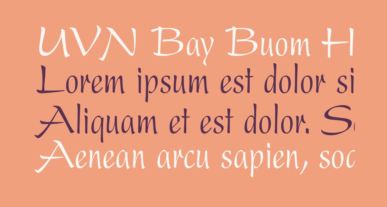 UVN Bay Buom Hep