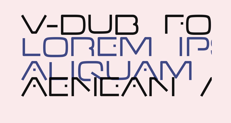 V-Dub