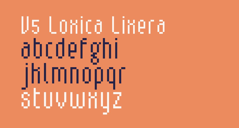 V5 Loxica Lixera