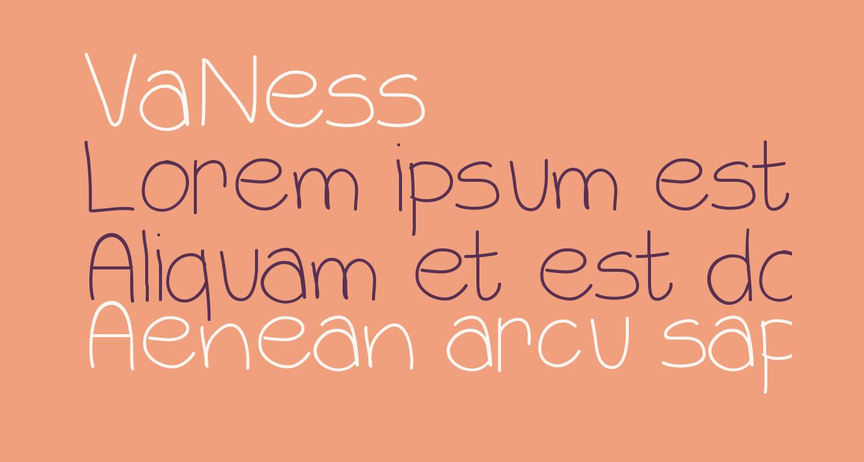 VaNess