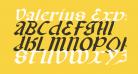 Valerius Expanded Italic
