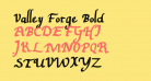 Valley Forge Bold