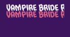 Vampire Bride Rotated